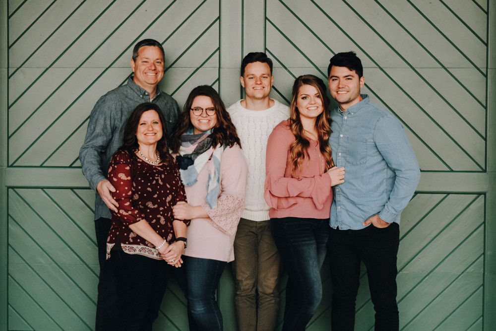 Hall Family | Hope Baptist Church | Fairfield, OH